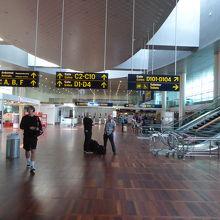 ヨーロッパのハブ空港だがあまり混んでおらず利用しやすいカストルップ国際空港