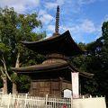 写真:知立神社 多宝塔