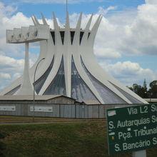 これがこの大国の首都....マジっ!?〜〜(ブラジリア/ブラジル)
