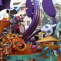 写真:ミッキーのサウンドセーショナル パレード