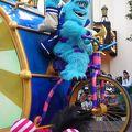写真:ピクサー プレイ パレード