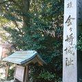 写真:金ヶ崎城跡