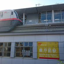 イベントが開催されていたので多くの乗客がいました。