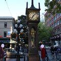 写真:蒸気時計