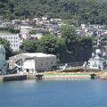 写真:三菱長崎造船所第三船渠