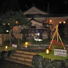 山中温泉の共同浴場