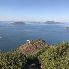 遊郭亭からの絶景