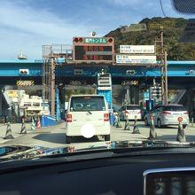 九州と本州をつなぐ。