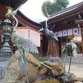 櫛田神社 霊泉鶴の井戸