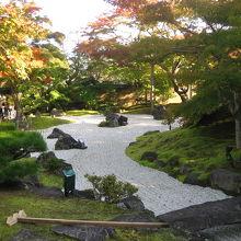 円通院石庭