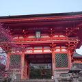 写真:清水寺 仁王門