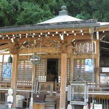 六地蔵も祀られてある常楽寺