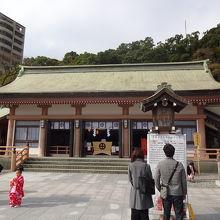 島津斉彬公を祀る神社
