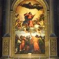 写真:サンタ マリア グロリオーサ デイ フラーリ教会