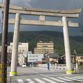 写真:金刀比羅宮参道大宮橋