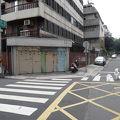 写真:青田街