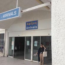 島唯一の空港