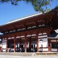 写真:東大寺 中門