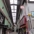 写真:宮下銀座商店街
