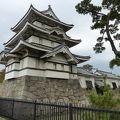 写真:史跡高松城跡 月見櫓