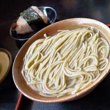【松江】割子そばも美味しいけど、釜揚げそばが絶品