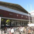 写真:中野体育館