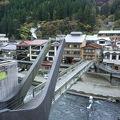 写真:杖立橋+Pホール