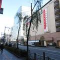 写真:西銀座通り (外堀通り)