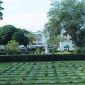 写真:連合軍共同墓地