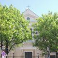 写真:サン ピエール教会