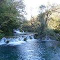 写真:ミルカ トルニナ滝