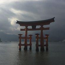厳島神社参拝のハイライト