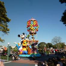 午後のパレード