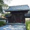写真:旧山口藩庁門