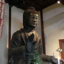 日本最古の仏像