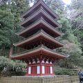 写真:室生寺五重塔