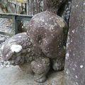 写真:日光東照宮 飛び越えの獅子