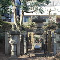 写真:今川義元の墓