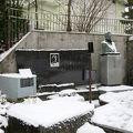 写真:東海林太郎記念碑