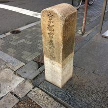 京都市道路の基準点
