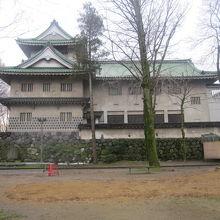 最初、こちらが富山城かと見間違えてしまいました…