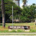 写真:アラワイ ゴルフコース