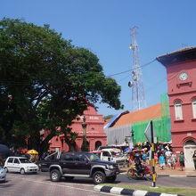 カラフルで癒される多文化の町