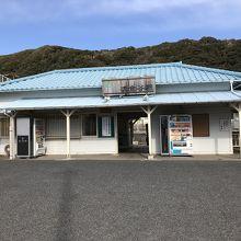 浜金谷駅:鋸山ロープウェイ