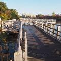 写真:長岡天満宮 水上橋