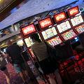 写真:ラスベガスのカジノ