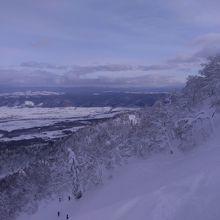 雪質がいいスキー場です