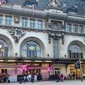 写真:パリ観光案内所 (リヨン駅)