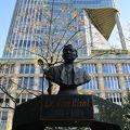 写真:日比谷公園 ホセ リサール博士の像