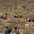 写真:クフ王のピラミッド